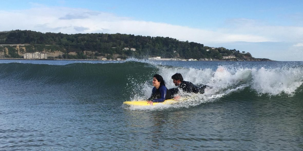Adaptive Surf Activity
